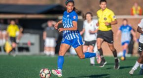 Thursday Q&A: Boston Breakers Forward Midge Purce