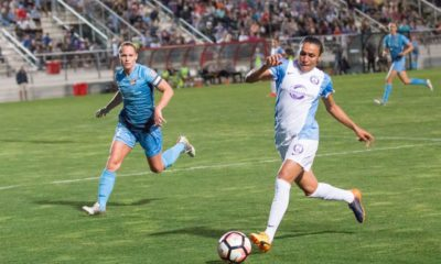 Marta and the Pride return to Yurcak Field, where Christie Pearce and Sky Blue managed to pull off a 2-1 victory in May. (photo copyright Katie Cahalin for The Equalizer)
