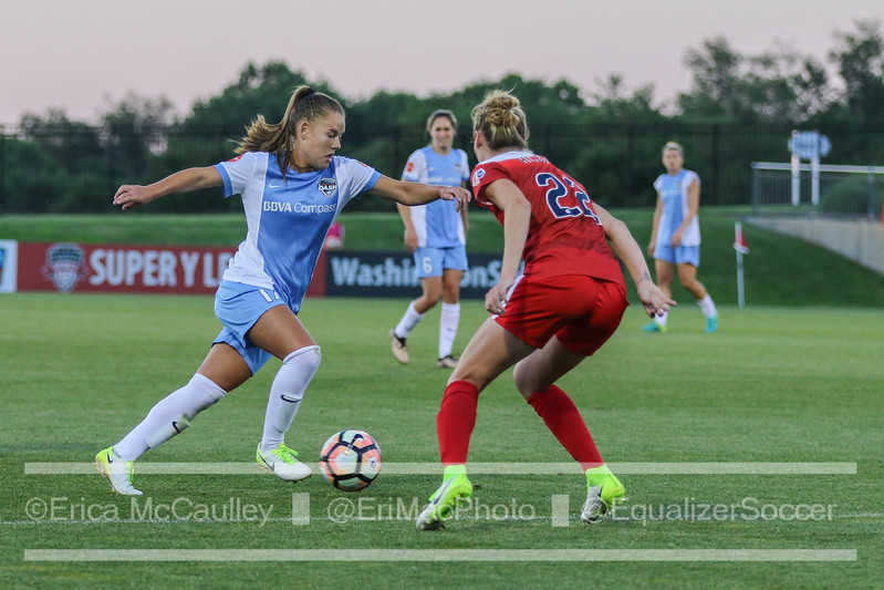 Andressinha was named the NWSL Player of the Week. (photo copyright EriMac Photo for The Equalizer)