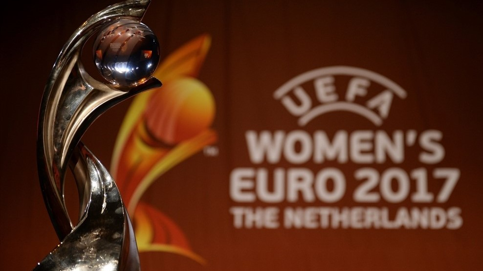 """The 2017 European Championship has become UEFA""""s most watched women's tournament. (photo courtesy of UEFA)"""