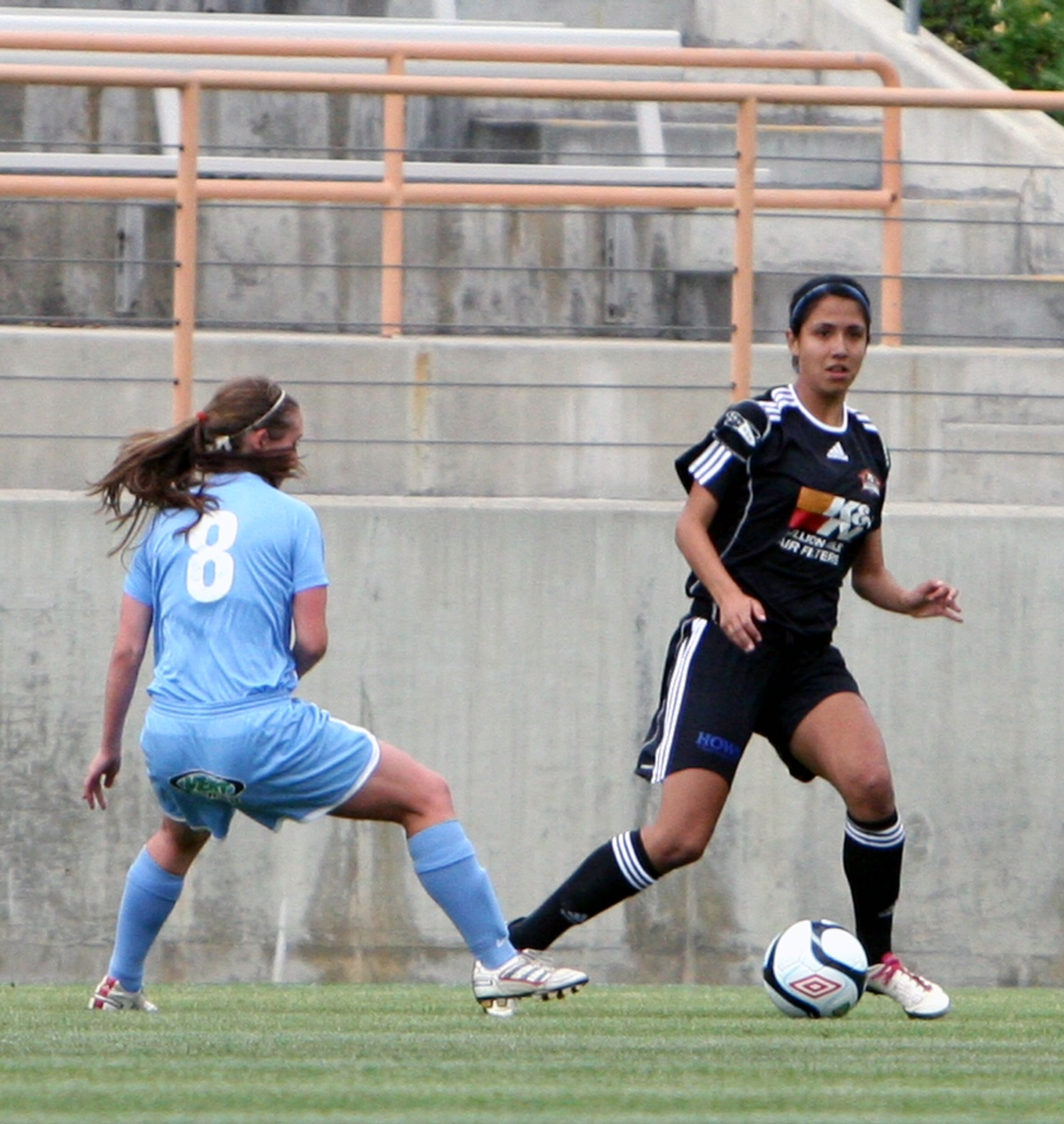 Christina Murillo LA Strikers