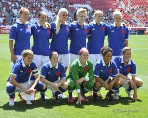Canada women's soccer team