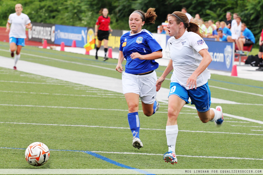 Heather O'Reilly Boston Breakers