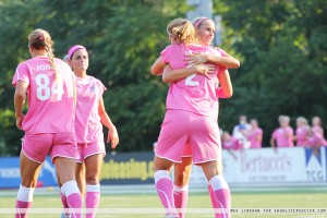 PUMA Project Pink Night Boston Breakers