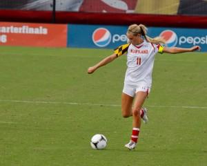 Olivia Wagner of Maryland