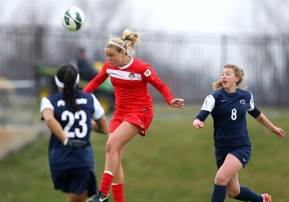 Olivia Wagner, Washington Spirit