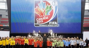 The draw for the 2015 World Cup will be on TV, but which teams will be seeded remains unclear. (Photo: Canada Soccer)