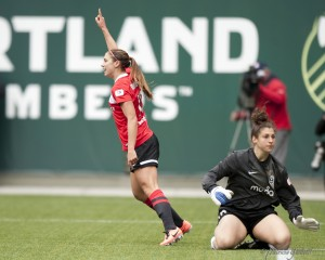 Alex Morgan, Portland Thorns FC