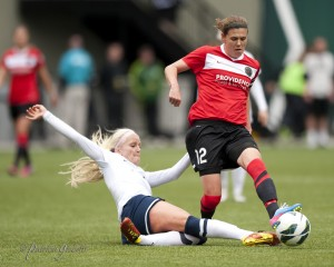 Christine Sinclair, Portland Thorns FC