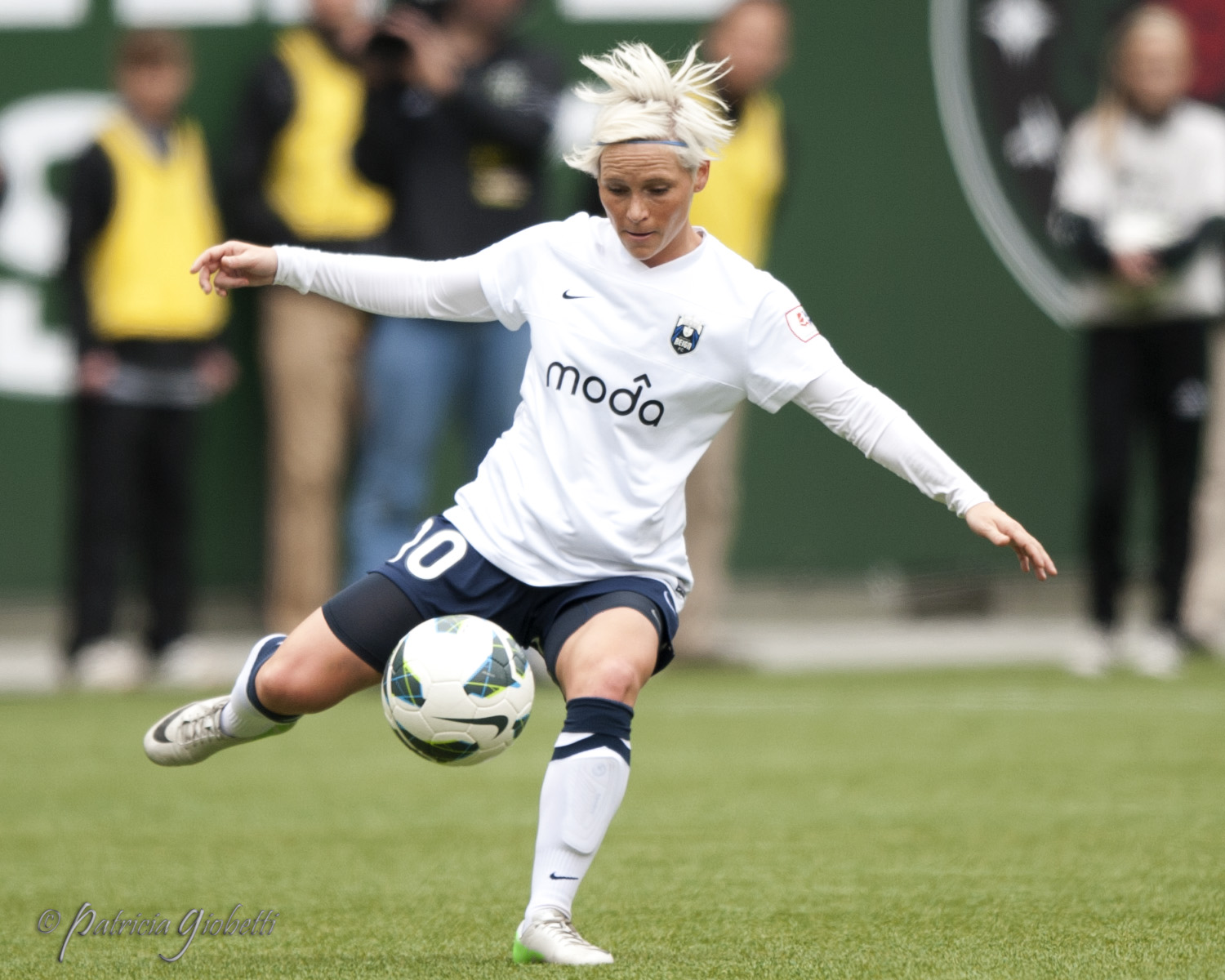 Jessica Fishlock, Seattle Reign FC