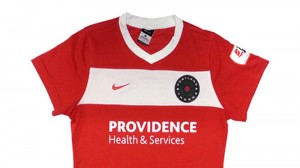 Portland Thorns FC jersey