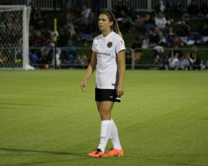 Alex Morgan Portland Thorns