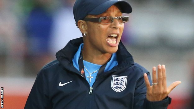 Hope Powell is returning to the sidelines.