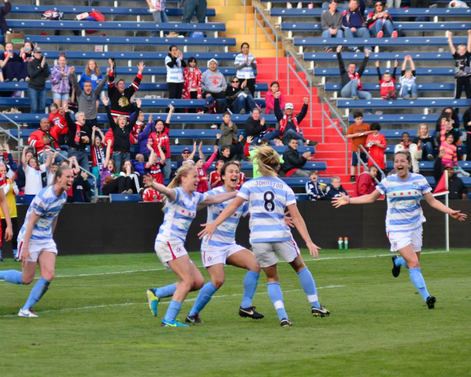 The Chicago Red Stars will play all 2016 home games at Toyota Park. (Photo Courtesy Chicago Red Stars)