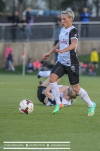 Jess Fishlock is headed to Germany. (Photo Copyright Erica McCaulley for The Equalizer)