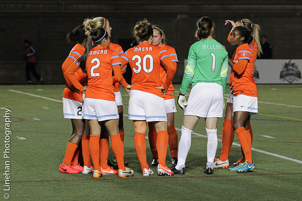 The Houston Dash are struggling to sell tickets for Friday's opener. (Photo Copyright Clark Linehan for The Equalizer)