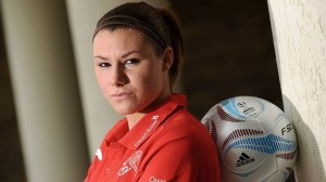 Ramona Bachmann and Switzerland aim for a good result on Wednesday vs. the U.S.