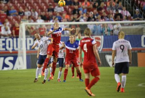 The United States and France look set to play again in February. (Photo: France FF)