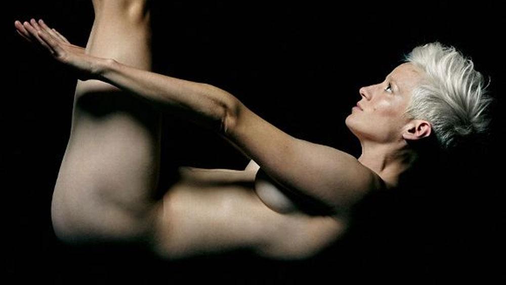 Ali krieger espn body issue behind the scenes