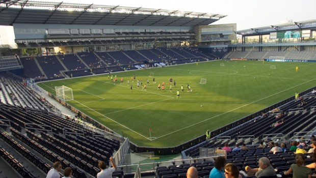 FC Kansas City will play two matches at Children's Mercy Park this season.