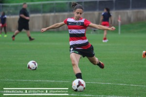 Veronica Boquete has signed with 1. FFC Frankfurt. (Photo Copyright Erica McCaulley for The Equalizer)