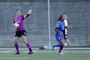 Haley Kopmeyer in action for Seattle. (Photo Copyright Clark Linehan for The Equalizer)