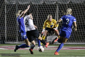 Alyssa Naeher was voted NWSL Goalkeeper of the Year. (Photo Copyright Clark Linehan for The Equalizer)