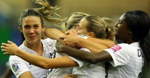 France took third place at the U-20 Women's World Cup. (Getty Images)