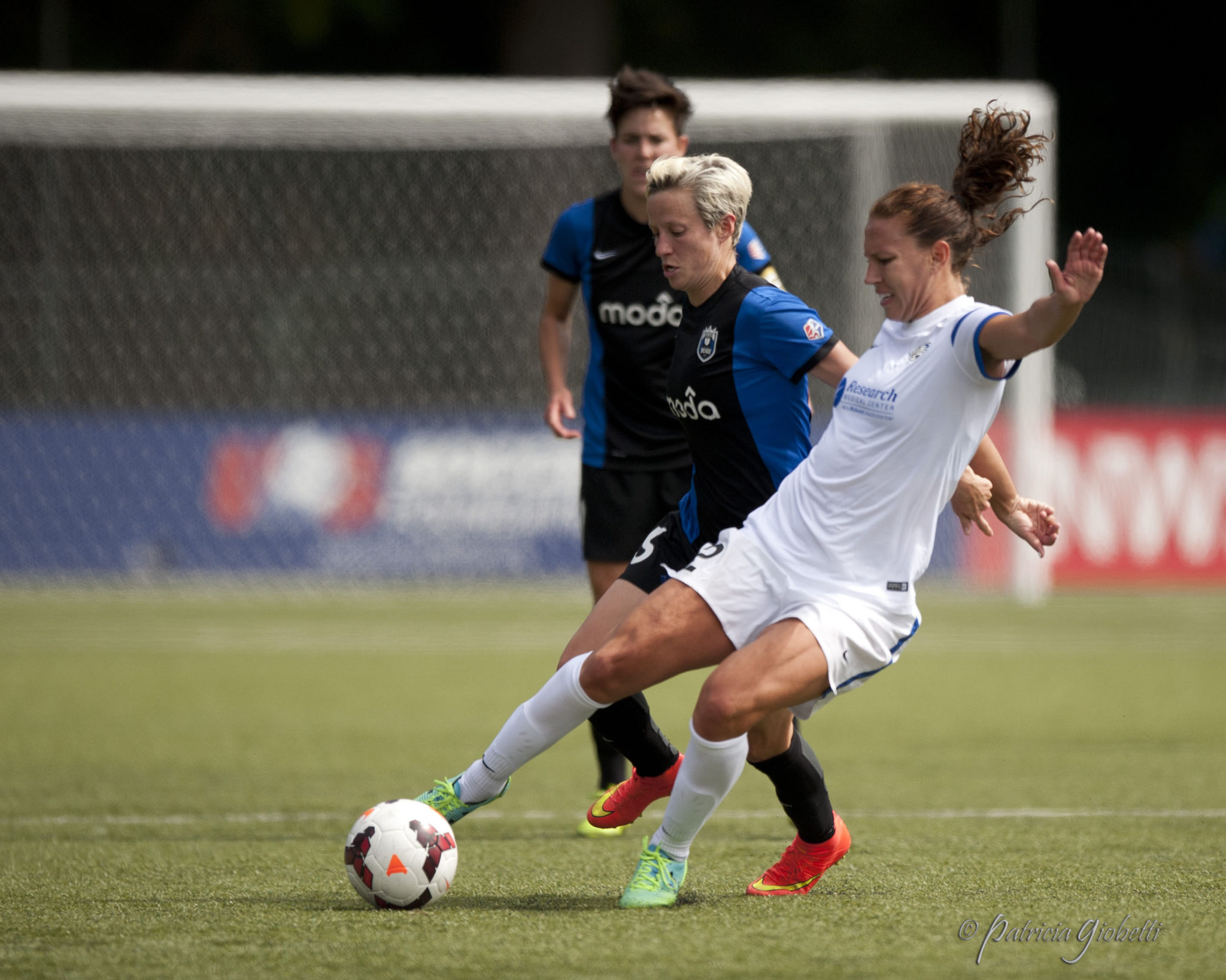 Lauren Holiday had two brilliant assists en route to an MVP honor. (Photo Copyright Patricia Giobetti for The Equalizer)