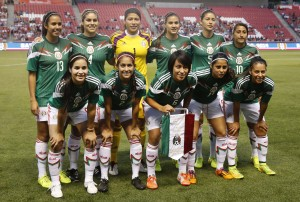 Mexico thumped Martinique, 10-0 on Saturday. (Getty Images)