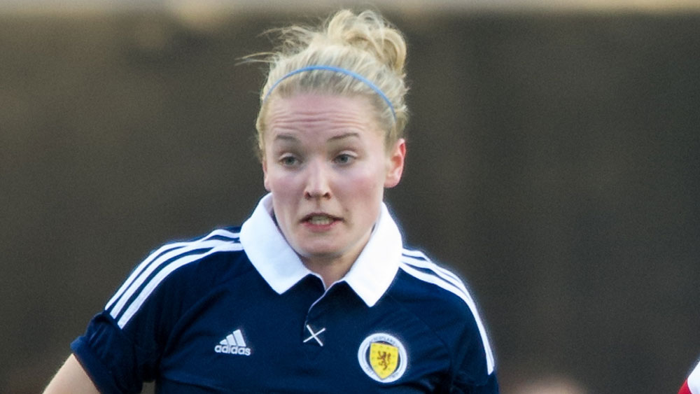 Kim Little hopes to lead Scotland to its first major international tournament. (Getty Images)