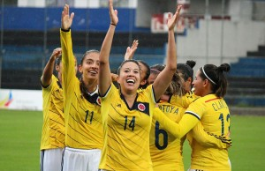 Colombia qualified for the 2015 World Cup and the 2016 Olympics. (CONMEBOL)