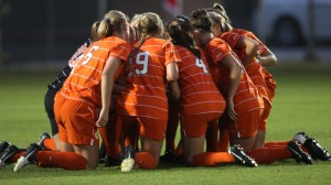 A former player has filed a hazing lawsuit against Clemson women's soccer. (Photo: Clemson Athletic Communications)