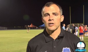Charlie Naimo is the newest technical director for the WNY Flash. (Courtesy: USL)
