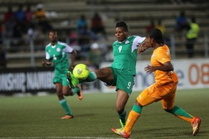 Nigeria and Ivory Coast are through to the semifinals of African World Cup qualifying. (Photo Courtesy CAF)
