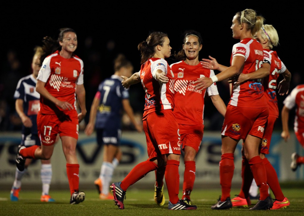 Adelaide are on a team record three-game unbeaten streak. (Getty Images)