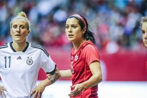Jonelle Filigno hopes to score more for Canada. (Photo: Canada Soccer)