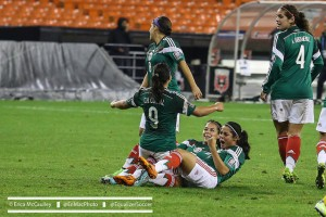 Can Mexico celebrate like they did when they upset the U.S. in 2010? (Photo Copyright Erica McCaulley)