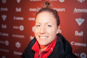 Josée Bélanger hasn't scored for Canada in four years. (Photo: Canada Soccer)