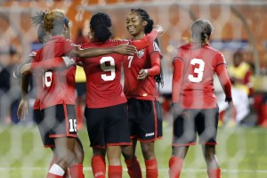 Trinidad & Tobago secured the win they needed to likely advance to the semifinals. (USA Today Images)