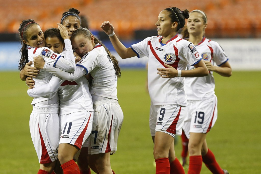 Costa Rica is one win away from its first-ever World Cup. (USA Today Images)