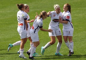 Perth Glory clinched a playoff spot with a win this weekend. (Getty Images)
