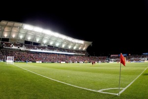 Rio Tinto Stadium, home of Real Salt Lake. (USA Today Images)