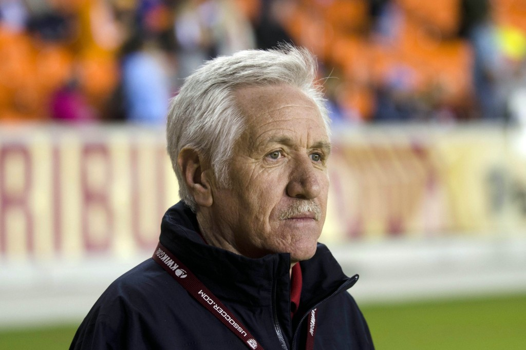 Tom Sermanni is still figuring out what is next for him, seven months after being suddenly fired as U.S. national team coach. (USA Today Images)