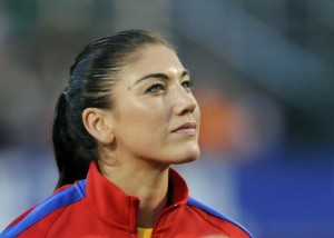 Hope Solo's attorney seeks to have the U.S. goalkeeper's domestic violence assault charges dismissed due to witness noncooperation. (USA Today Images)