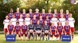 FC Bayern Munich women will train in Florida in January. (Courtesy photo)