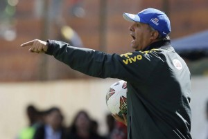 Brazil coach Oswaldo Alvarez, better known as Vadão. (Photo: CFB)