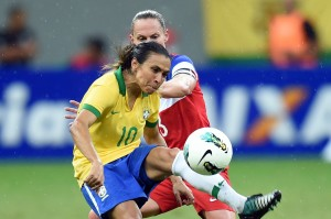Tom Sermanni confirmed that Marta will be available for Orlando's home opener on April 22. (Getty Images)