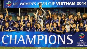 Japan conquered Asia for the first time in May. (Getty Images)