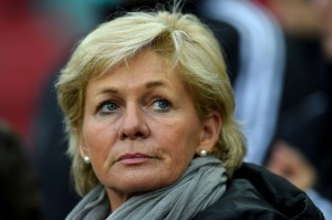 Germany coach Silvia Neid. (Getty Images)